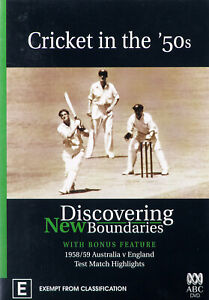 Cricket-In-The-039-50s-Discovering-New-Boundaries-2DVD-PAL-4
