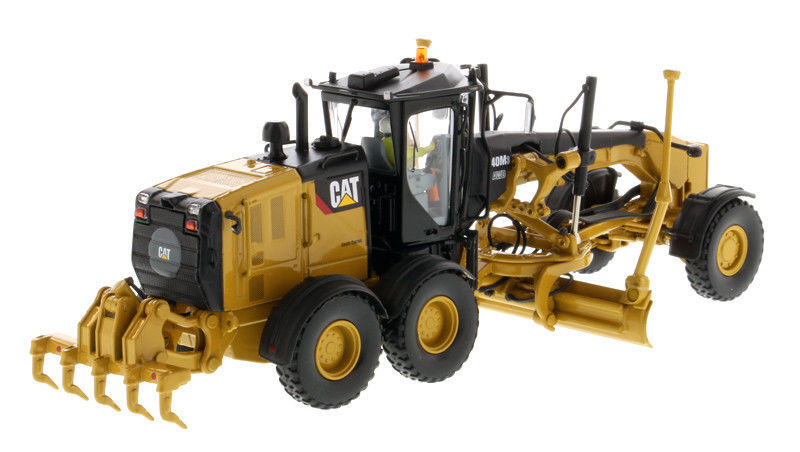 1 50 Diecast Caterpillar 140M3 Motor Grader-High Line Series 85544 Model Toys