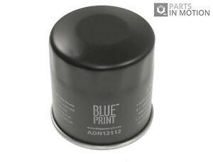 Fits Peugeot 306 2.0 GTI Genuine Blue Print Screw On Engine Oil Filter