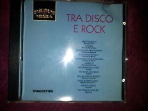 COMPILATION-TRA-DISCO-E-ROCK-DEAGOSTINI-12-TRACKS-CD