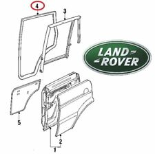 Land Rover Defender Rear Door Seal Left LH Driver Side LR077683 New