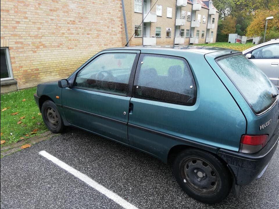 Peugeot 106, 1,4 XR, Benzin