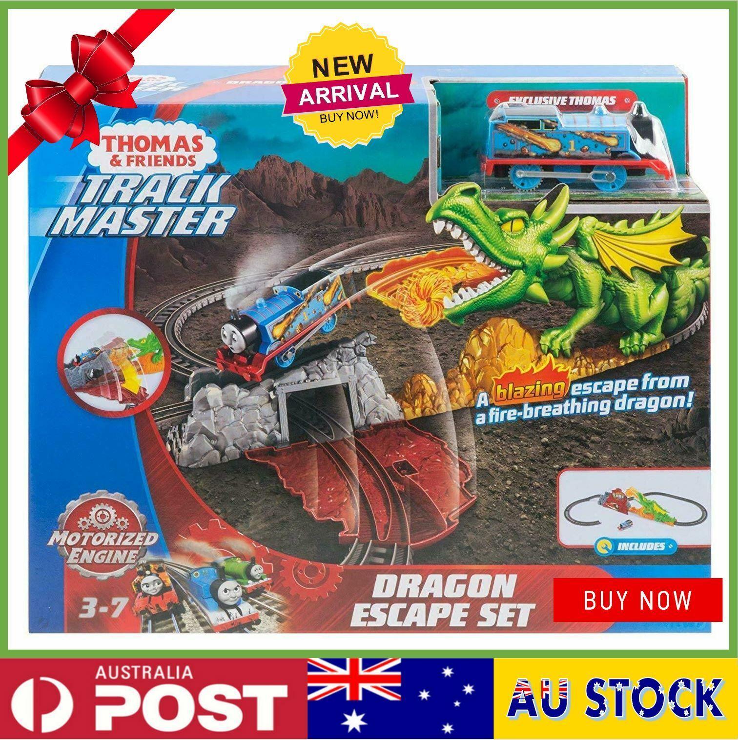 Thomas And Friends Trackmaster Dragon Escape Set motorisé