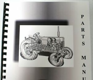International Farmall 1066 Turbo - Diesel Tractor Parts Manual | eBayeBay