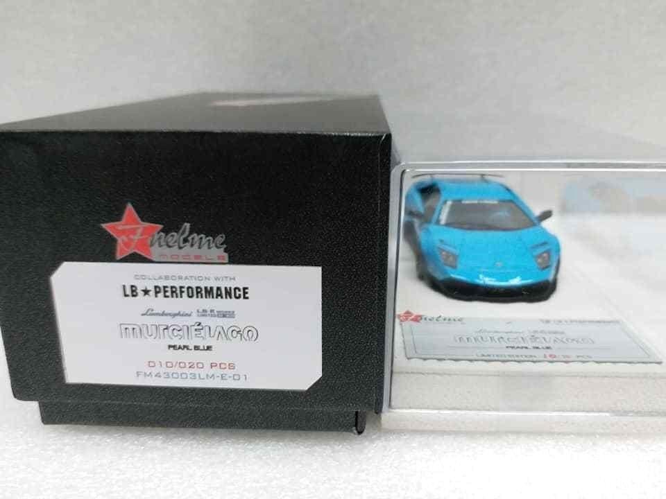 LB Performance LAMBORGHINI MURCIELAGO LB Works fuelme 1 43  FM43003LM-E-01