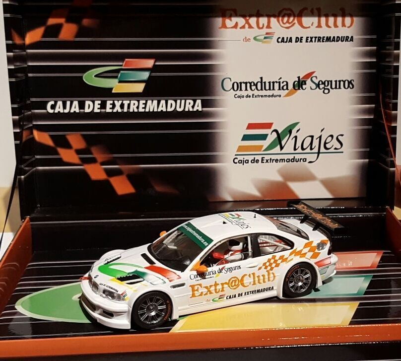 FLY BMW M3 GTR BOX OF ESTREMADURA EDICION SPECIAL FLY E291 96049