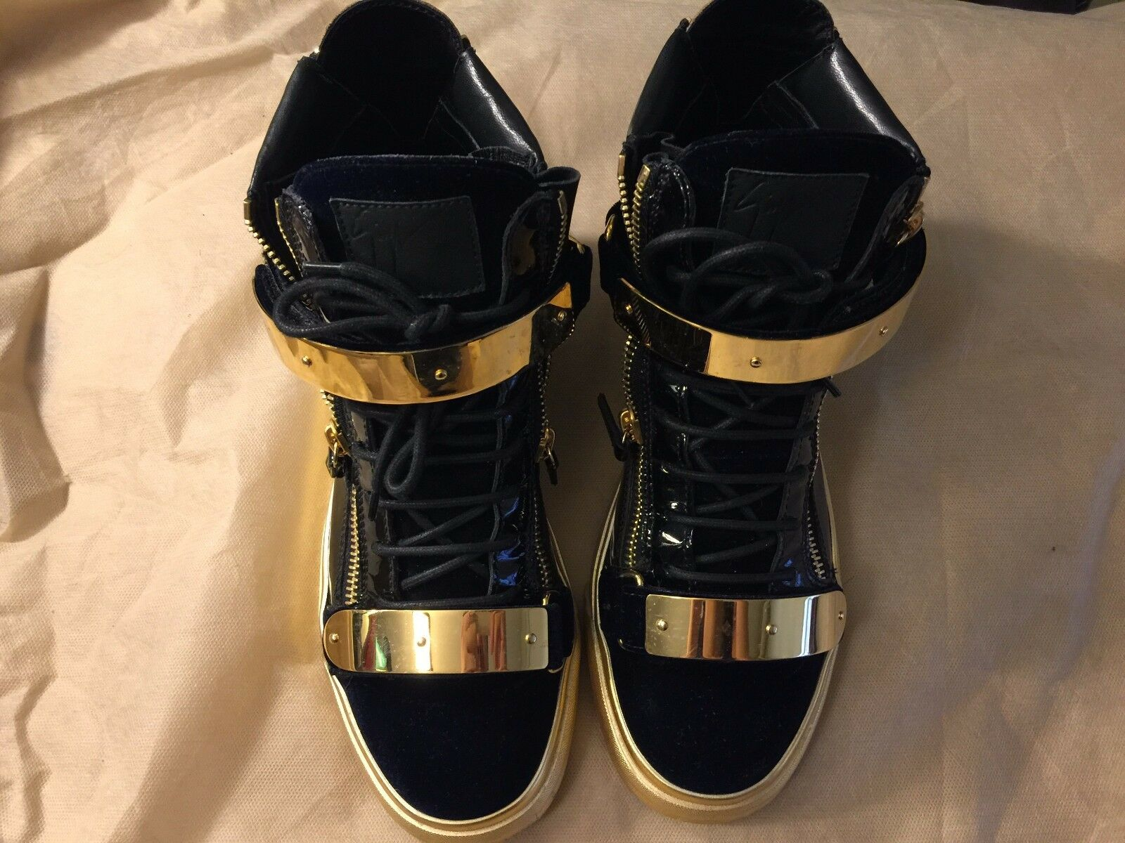 Giuseppe zanotti mens shoes, brand new, wear less than 5 times.