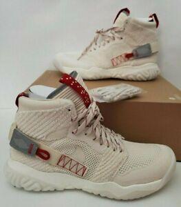 best service 4f33e 310d0 Details about Nike Air Jordan Apex React Bio Beige Light Cream Sail Red  BQ1311-206 Sz 11 Boots