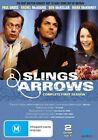 Slings and Arrows : Season 1 (DVD, 2008, 2-Disc Set)