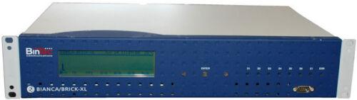 PROFESSIONELLER ISDN ROUTER BINTEC FUNKWERK BIANCA//BRICK-XL CM-PRI KARTE