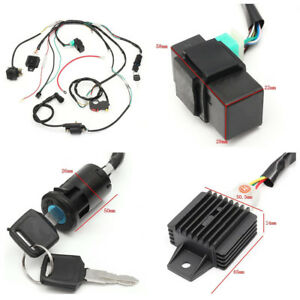 Wiring harness 50cc chinese quad ebay wiring diagrams schematics wiring harness 50cc chinese quad ebay wiring diagram chinese go kart parts all 50cc auto atv 50cc 125cccdi wire harness stator assembly wiring chinese atv asfbconference2016 Choice Image