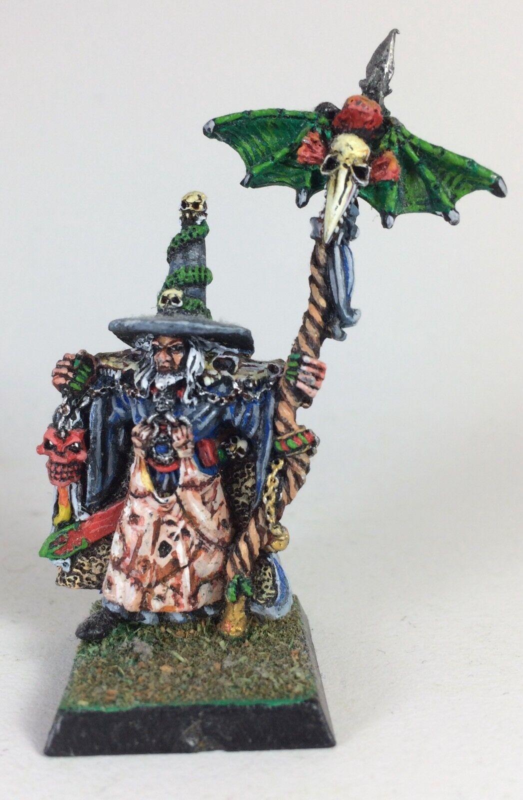 Heinrich Kemmler - Undead - Warhammer Fantasy Battles - GW - Pro-Painted
