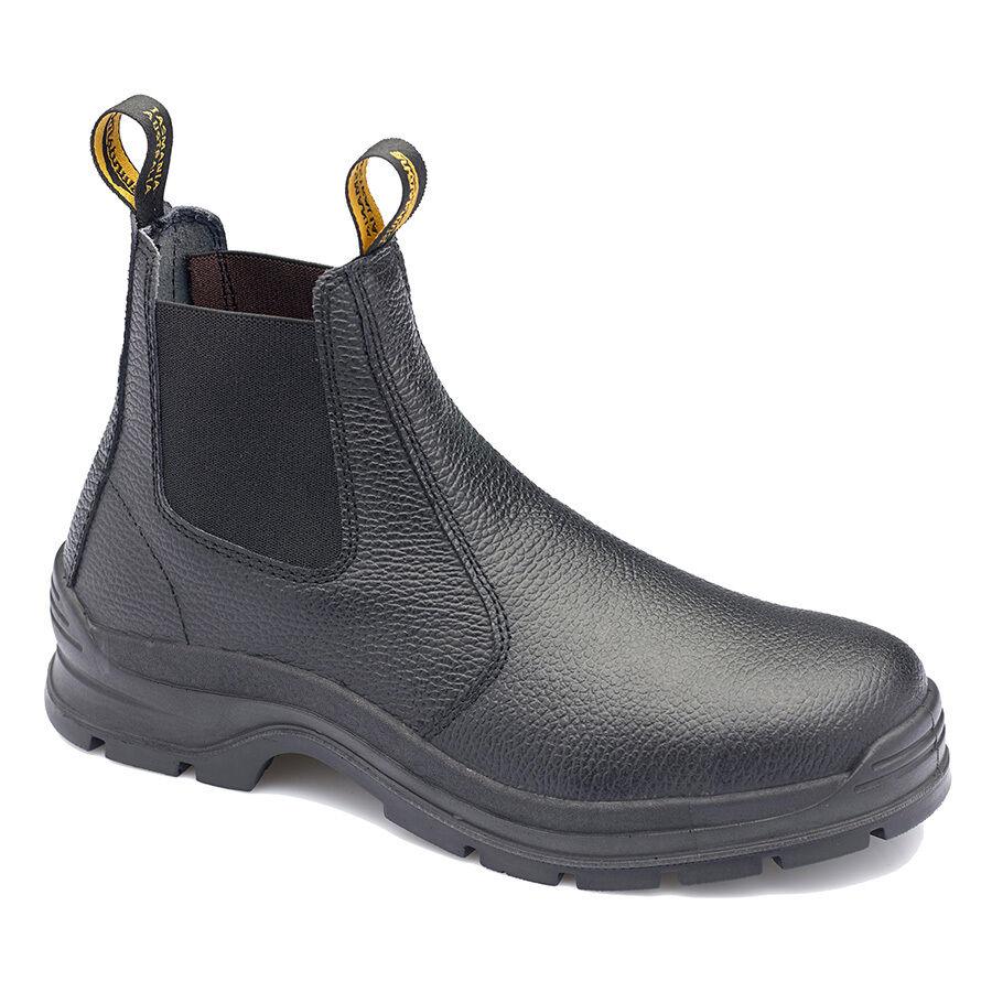 bluendstone WORK BOOTS 310 Rambler Steel Cap TPU BLACK - Size US 6.5, 7, 7.5 Or 8