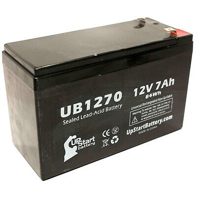 SLA 12V 7Ah Sealed Lead Acid Replacement Battery for Tripp Lite INTERNET500i
