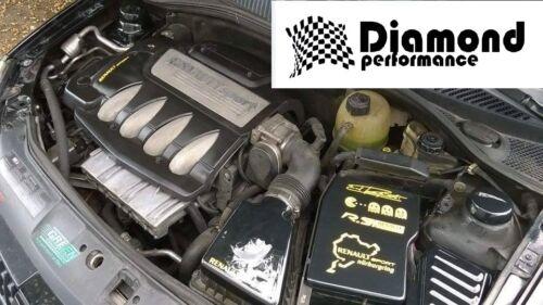strut tops Clio 172,182,16V MK2 carbone effet vanity jeu de housse batterie fuse