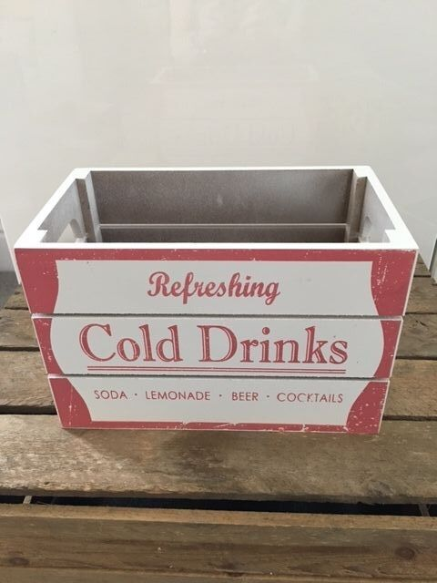 Red Cold Drinks Small