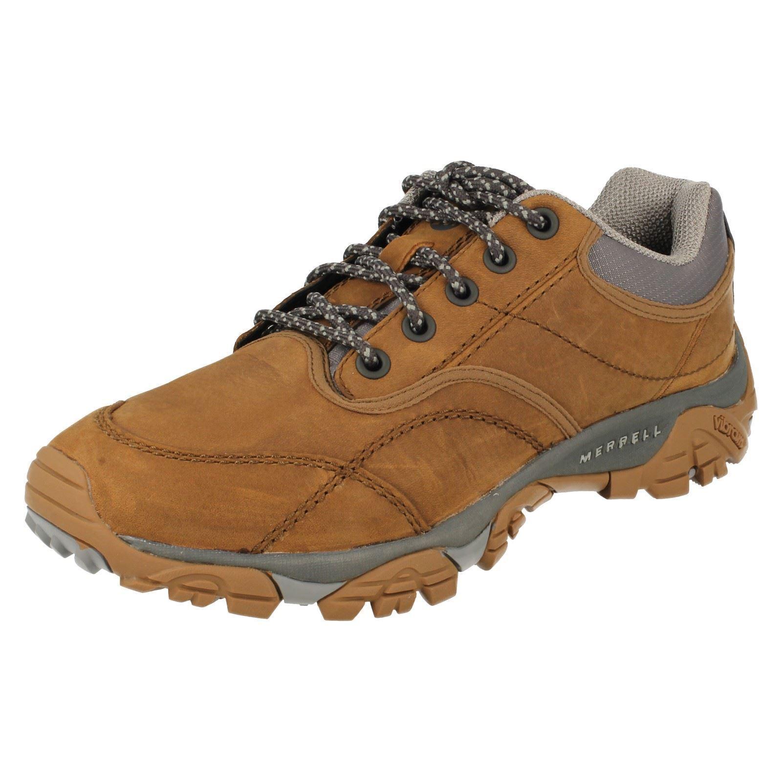 Da Uomo Merrell Tan Lacci Scarpe Da Ginnastica-Moab Rover-J71011 Scarpe classiche da uomo