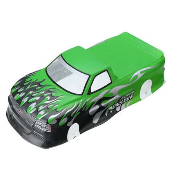 RC 1 10 RC On-road Drift Car Body Painted PVC Shell For