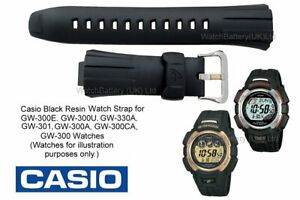 6d34e6e7b740 La imagen se está cargando Genuino-Reloj-Casio-Banda-Correa-Para-GW-300-