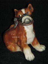 +# A015779_09 Goebel Archiv Muster Hund Dog Boxer CH564 Prototyp TMK2 Plombe
