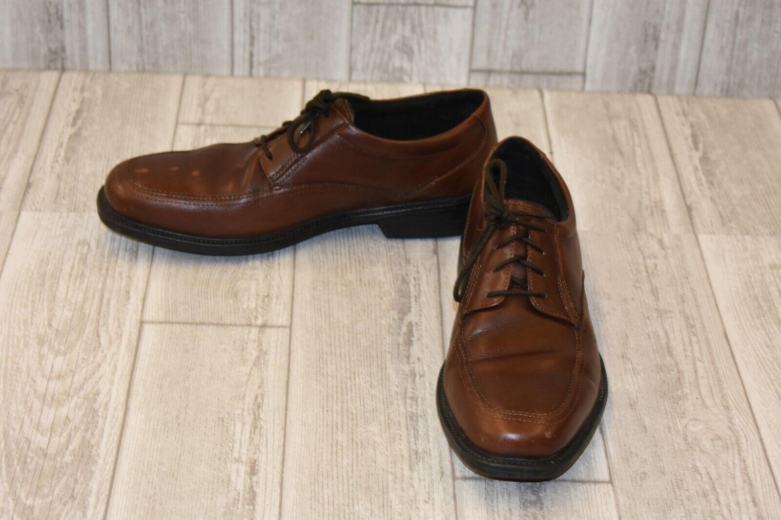 Bostonian Ipswich Oxford shoes - Men's Size 10.5M - Brown