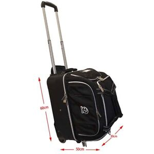 Details about ✅24Hr DELIVERY ✅ Taylor Bowls Roll-a-bowl Trolley Travel Bag  Unisex rrp £125