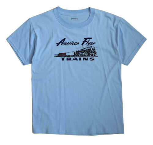 American Flyer Vintage Logo Graphic T-Shirt