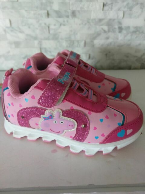 Peppa Pig Light up Shoes SNEAKERS