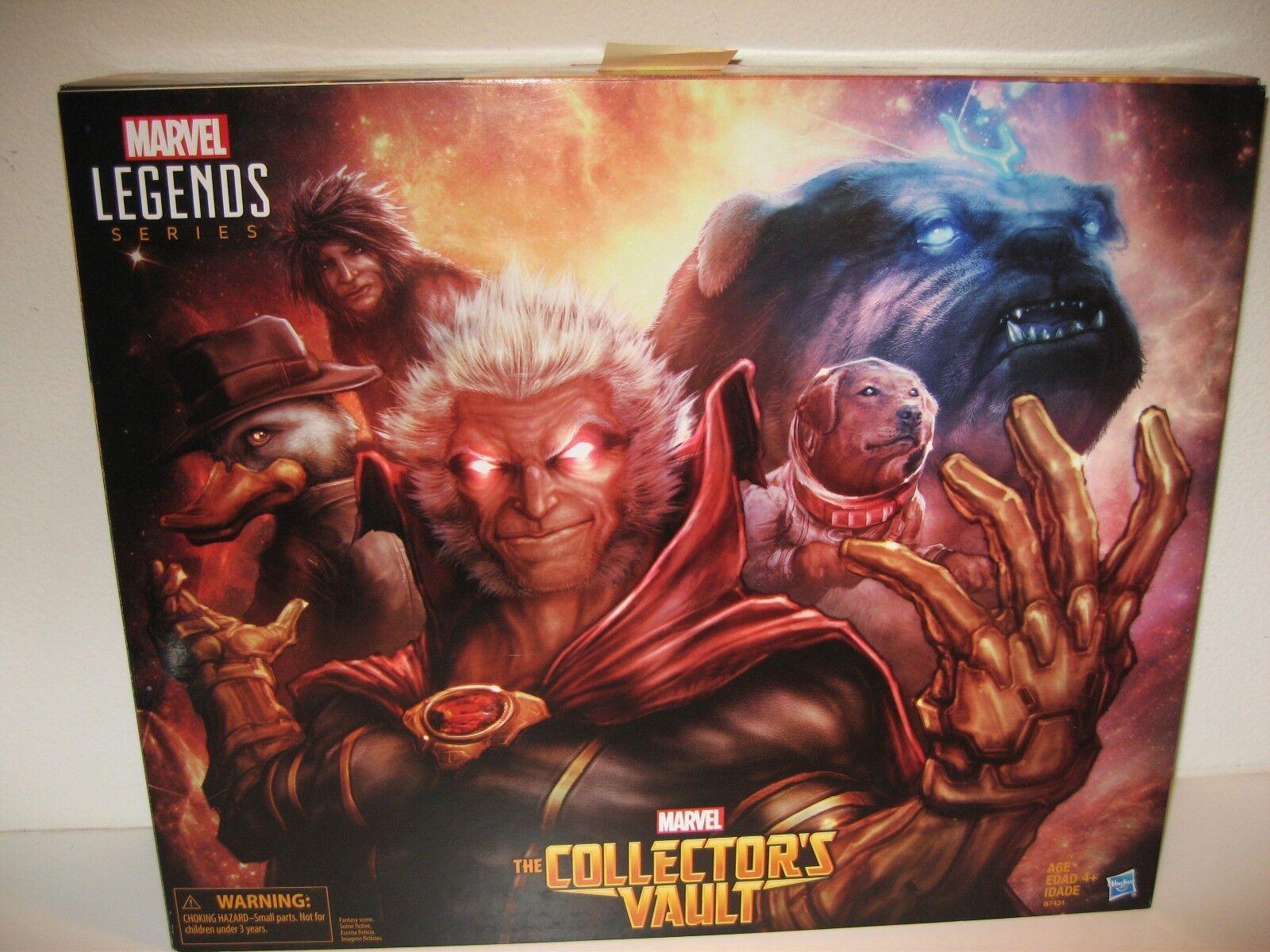 Marvel Marvel Marvel Legends The Collectors Vault Figure Set - Brand New 819fdb
