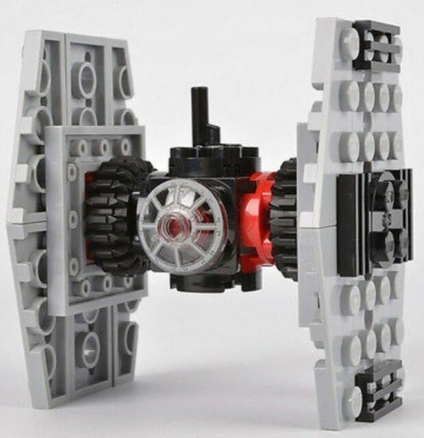 LEGO Star Wars: First Order Special Forces TIE Fighter #30276 POLYBAG 41 pcs