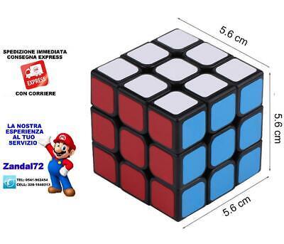 Cubo Di Rubik Tradizionale Rompicapo 5,6 Cm Magico E Divertente Rompicapo Alta Qualità E Basso Sovraccarico