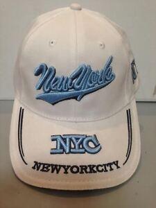 CAPPELLO-NEW-YORK-CITY-BIANCO-VISIERA-CAPPELLINO-HAT
