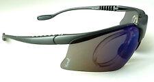 KONTROL SPORTS GelShock Blue Prescription Sunglasses