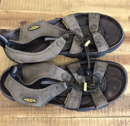 Keen Daytona Men's Open Toe Fisherman Sandals  Br… - image 1