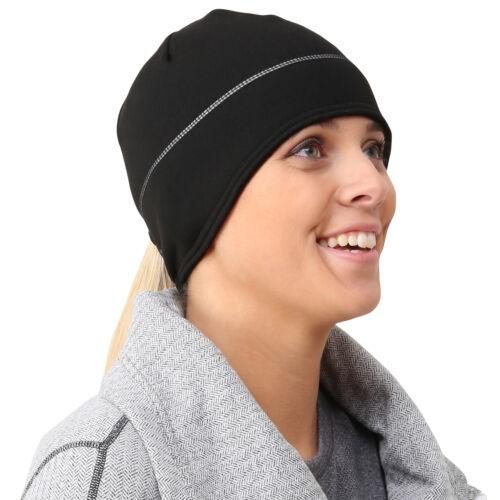 black//silver TrailHeads Women/'s HyperReflect Power Ponytail Hat