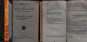 K-RECUEIL-DES-ACTES-ADMINISTRATIFS-DEPARTEMENT-DE-L-039-OISE-1823-Restauration