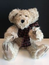 "Boyds Bears ""FITZGERALD Q. BEARINGTON"" 13"" Mohair Bear Series NWT #590040-03"
