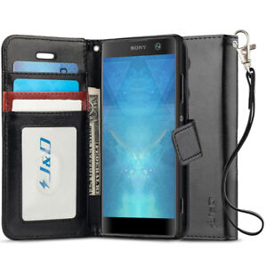 J-amp-D-Sony-Xperia-XA2-Wallet-Stand-PU-Leather-Flip-Cover-Wallet-Case