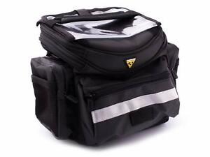 Topeak-Lenkertasche-TourGuide-Handlebar-Bag-Fahrradtasche-5-Liter-schwarz