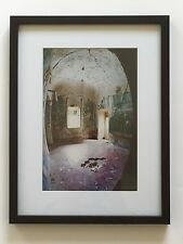 Abbey of Thelema, Aleister Crowley, Cefalu, Chamber of Nightmares, Photograph
