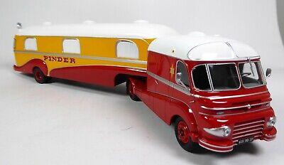 1:43 diecast model car DK04 Pinder Circus Tractor Truck Assomption