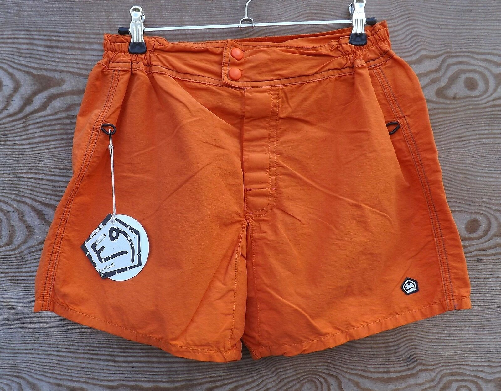 E9 DWS Shorts for Men, Swim Shorts - Deep Water  Soloing Climbing Shorts  save 50%-75%off