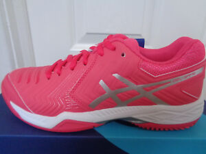 Asics Gel-Game 6 Clay wmns trainers shoes E756Y 1993 uk 3.5 eu 36 us ... 1db5add12bc