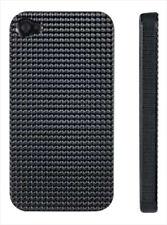 Black Ultra Light Hard Case Cover Skin for Apple iPhone 4 4G 4S Diamond Bling