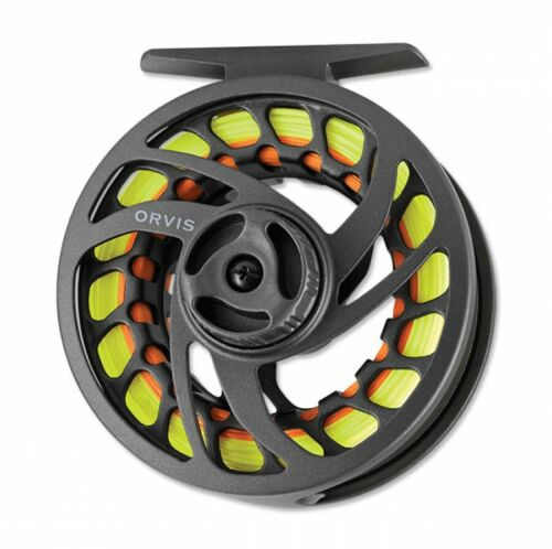 entièrement chargé avec Orvis Clearwater Fly Line WF4 2019 Orvis Clearwater II