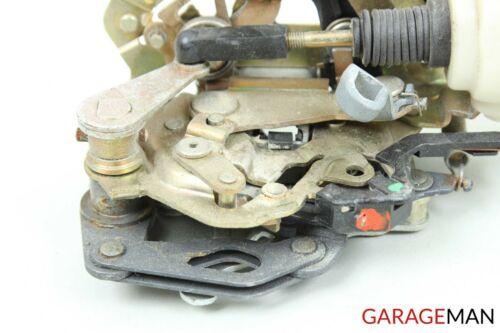 92-99 Mercedes W140 S500 Rear Right Side Door Lock Latch Actuator Assembly OEM