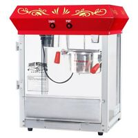 Great Northern Popcorn Co 4 Ounce All Star Gnp-450 Classic Popcorn Machine Top
