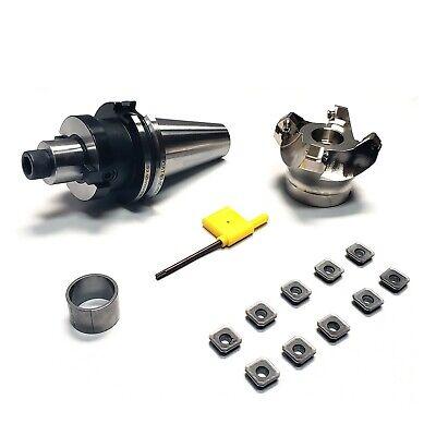 DZ Sales CAT40 1-1//4 Face Shell Mill Holder 65L