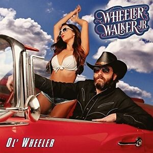 Wheeler-Walker-Jr-Ol-039-Wheeler-New-CD