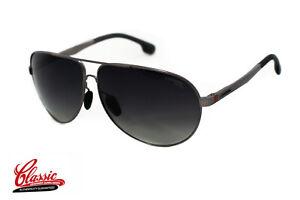 Carrera-Polarized-8023-S-R80-WJ-Matte-Dark-Silver-Frame-Grey-Gradient-Sunglasses